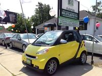 2008 smart fortwo Passion-CONVERTIBLE-LEATHER