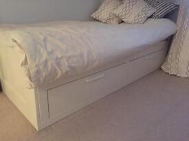 Ikea Brimnes Guest Bed