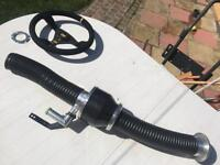 Piper Cross Venom cold feed induction kit, used a day
