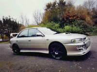 1999 Subaru Impreza 2.0 turbo