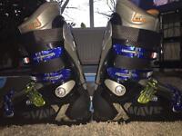 Salomon X Wave 9 ski boots size 10
