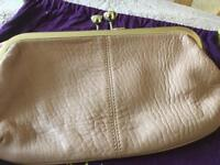 Ted Baker Nude Clutch