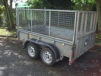 Ifor Williams GD85 Trailer - £1500 no offers