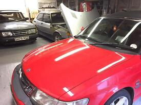 Saab 900 turbo and aT16S breaking for spares