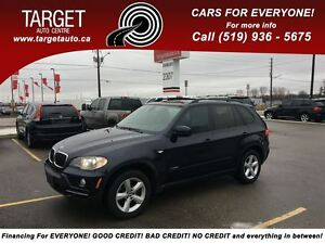 2009 BMW X5 30i, Fully Loaded; Leather, DVD, 7-Pass and More !