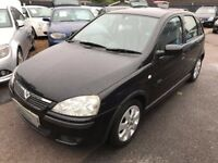 2005/55 VAUXHALL CORSA SXI 5DR BLUE,I OWNER FROM NEW,LOW MILEAGE,LOOKS AND DRIVES REALLY WELL