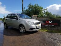 LOW MILAGE 1.2 CHEVROLET AVEO *PART EX WELCOME*