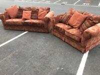 2&3 Seater Sofa