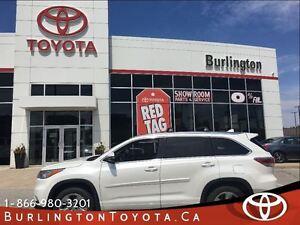 2015 Toyota Highlander LIMITED LOADED