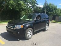 2012 Ford Escape XLT 4X4 2.5L 4 CYL 7900$ 514-692-0093