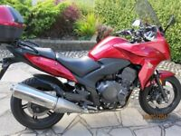 Honda CBF1000 (Red) 2014 - 8000m