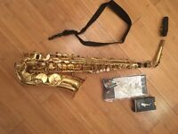 Alto saxophone - Trevor James