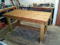 Solid Country Dinning, Kitchen Table