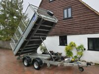 IFOR WILLIAMS TRAILER TIPPER TIPPING PLANT MACHINE