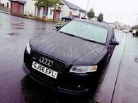 Audi a4 2.5tdi sline 240bhp