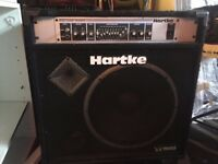Hartke HA2500 250 Watts Bass amp