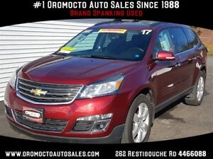 2017 Chevrolet Traverse ALL WHEEL DRIVE, HEATED SEATS, REMOTE ST
