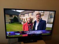"Great 39"" JVC LED SMART TV full hd ready 1080p, freeview inbuilt"