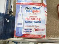 NeilMed Sinugator Cordless Nasal Wash