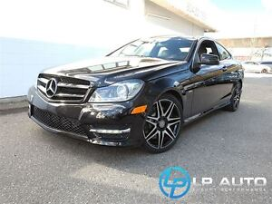 2013 Mercedes-Benz C-Class 250 Coupe! No Accidents!