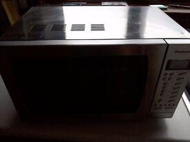 Panasonic Slimline Combination Microwave (Combination Oven).