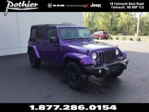 2016 Jeep Wrangler | LEATHER | DUAL TOP | HEATED SEATS |