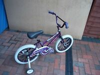 small childs magna bicycle