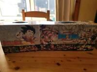 The Complete Box set of Dragon Ball and Dragon Ball Z Manga