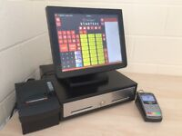 ★ All-in-One Touchscreen Epos Till great for Restaurant, Bar / Pub, Nightclub, Cafe, Takeaway