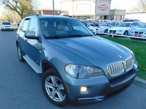 2008 BMW X5 LEATHER PANORAMIC ROOF DUAL DVD