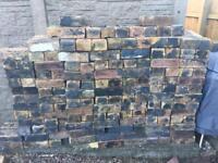 1930s yellow red bricks