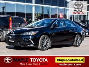 2015 Toyota Camry XSE w MOONROOF NAVIGATION LEATHER/SUEDE
