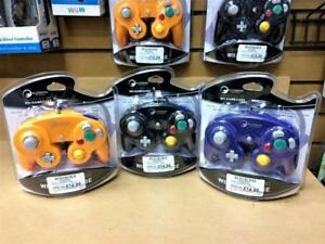 1 Manette pour console WII / Game Cube ***Produit Neuf*** #F021099