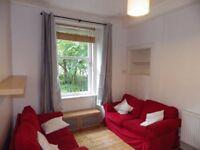 1 bedroom fully furnished ground floor flat to rent on Wardlaw Street, Gorgie,Edinburgh