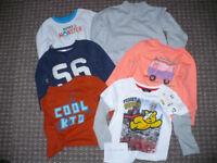 Bundle of 35 clothes for boy 18-24mths/ 18-24 mths/ 1.5-2 years/ 1.5-2years.