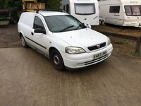 astravan vauxhall 17TD only 68200 miles and history