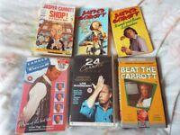 Comedian Jasper Carrott - 3 books and 3 videos