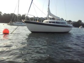 Virgo Voyager 23ft Yacht