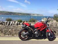 Ducati Monster 696+ 2009