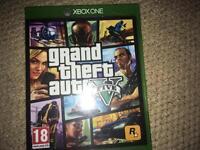 Grand theft auto five Xbox one