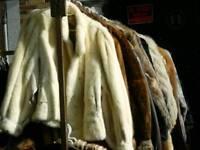 JOBLOT wholesale real fur coats