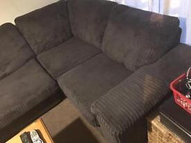 DFS corner sofabed