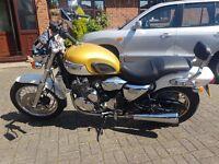 Triumph Adventurer. Good clean bike. Great condition.