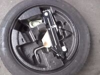 BMW E60 E61 5 Series Space Saver Spare Wheel
