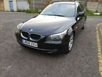 2008 BMW 5 Series 2.0 520d SE Touring Automatic @07445775115 1Owner+History+Auto+Warranty+Navigation