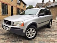 Volvo XC90 2.9 T6 SE Geartronic AWD 5dr p/x welcome **FULL S/H**6 MONTHS WARRANTY 2003 (03 reg), SUV