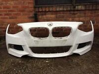 BMW 1 series M Sport F20 2012 2013 2014 genuine front bumper for sale