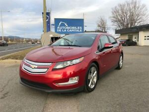 2012 Chevrolet Volt Electric Premium