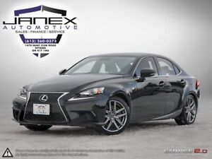 2016 Lexus IS 300 NAVIGATION | R.CAM | HEATED LEATHER SEATS |...