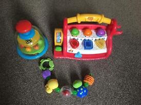 Fisher-Price toys bundle